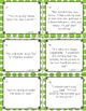 Holes Task Cards, 30 Quotes to Identify, Story Analysis, Sequencing, Games