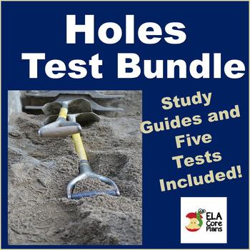 Holes Test Bundle ~ 5 Tests Included!