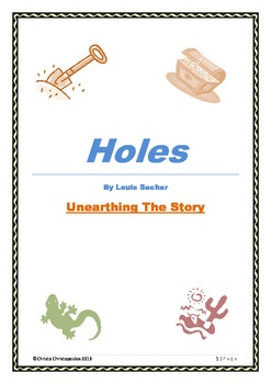 Holes: Unearthing the Story