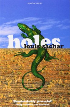 Holes by Louis Sachar - 100 Question Multiple Choice Quiz
