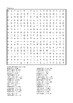 Holes by Louis Sachar - Chapters 1 - 8 Word Search