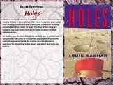 Holes by Louis Sachar - Novel Introduction