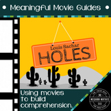 Holes (Louis Sachar) Movie Guide