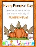 Holey Pumpkin Day