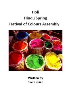 Holi Hindu Spring Festival of Colours Class Play