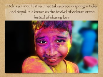 Holi, the Festival of Colours and Love