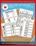 Holiday Activites - Level 3