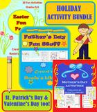 Holiday Activities Grades 3-5