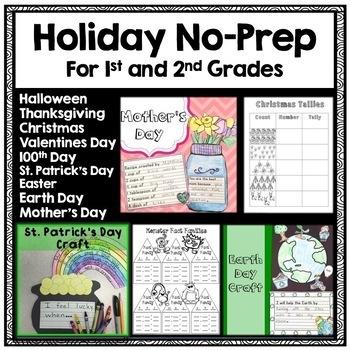 Holiday No-Prep