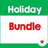 Holiday Activities - Christmas BUNDLE