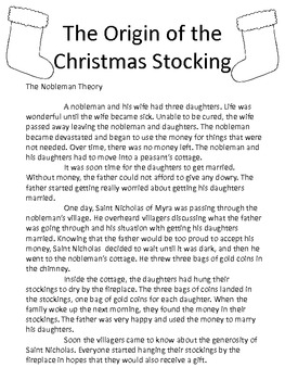 Christmas Activities: Literacy and Math Activities
