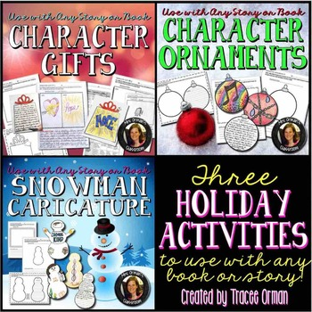 Holiday Activities for ANY Book or Story