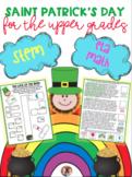 Holiday Activities for Bigger Kids- Growing Bundle