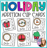 Holiday Addition Clip Cards