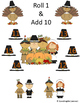 Holiday Addition and Subtraction Bump Game Bundle