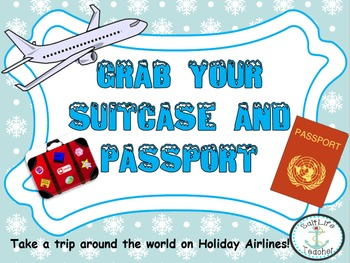 Holiday Airlines Grab your Suitcase Holidays Around The World