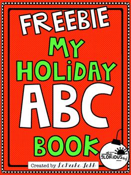 Holiday Alphabet Book
