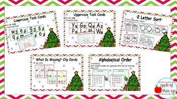 Holiday Alphabet Bundle