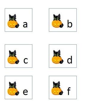 Holiday Alphabet Card Games