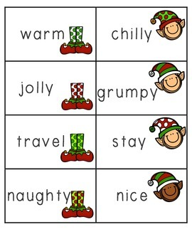Holiday Antonyms