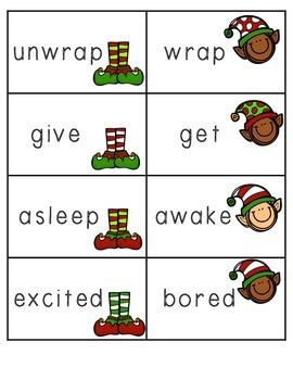 Holiday Antonyms