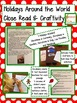 Holidays Around the World Non Fiction Close Reading-Common Core Aligned