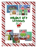 Holiday Art Lessons