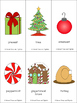 Christmas Articulation: Later Developing Sounds (R/S Blends, S, R, L, CH, SH)