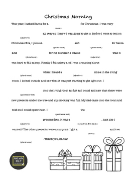 """Holiday Articulation Mad-libs Featuring """"R"""" (Halloween, Thanksgiving, Christmas)"""