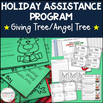 Holiday Assistance Program for Schools - Similar to Giving Trees or Angel Trees