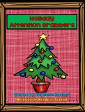 Holiday Attention Grabbers: Classroom Management with a Twist!