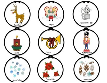 Holiday Ornaments: Adjectives, Attributes, and Descriptions