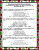 Holiday Auditory Comprehension Pack
