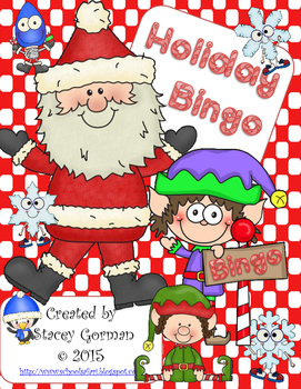 Holiday BINGO!