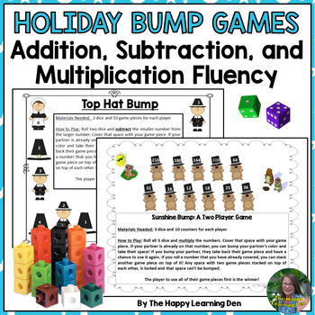 Holiday Math BUMP