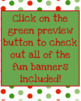 Holiday Banners