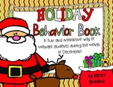 Holiday Behavior Book {Positive Behavior Incentive} {Fun & Motivating}