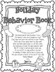 Holiday Behavior Book {Positive Behavior Incentive} {Fun &