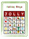 Holiday Bingo