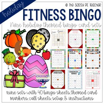 *Growing* Holiday Bingo Bundle!