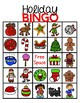 Holiday Bingo--Game for K-1