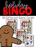 Holiday Bingo--Game for K-1