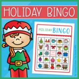 Holiday Bingo Set