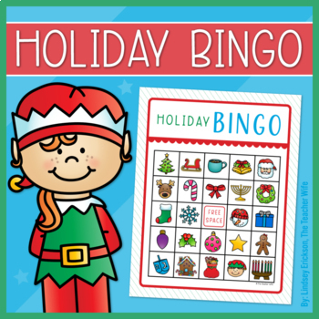 Sweet image regarding free christmas bingo cards printable