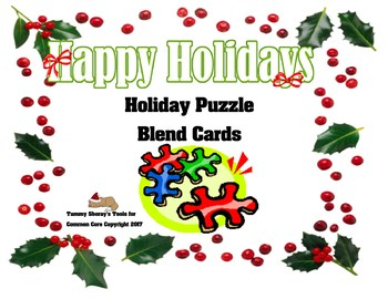 Holiday Blend Puzzles