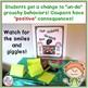 The Holiday Bonus Box & Grouch Box Program, FUN Behavior Incentive Program!