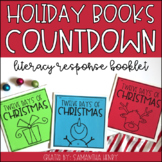 Holiday Book Countdown - Literacy Booklet