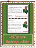 Holiday Book Exchange Letter