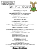 Holiday Book List for Parents 2016