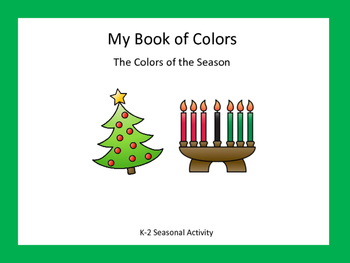 Christmas Around the World: Holiday Book of Colors